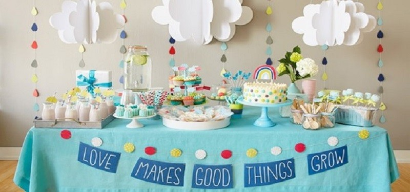 Baby Shower Tips