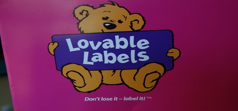 Lovable Labels Friendship Pack Review and Giveaway