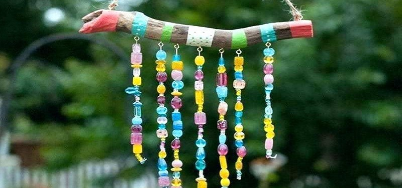Quick Kids Craft Nautical Wind Chime