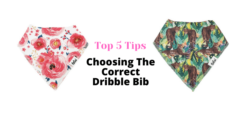 Choosing the Correct Dribble Bib