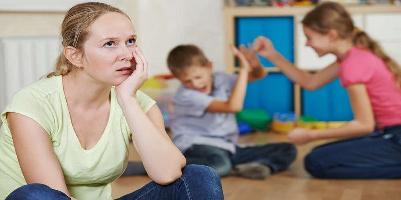 Health Tips When You are a Stressed Mother