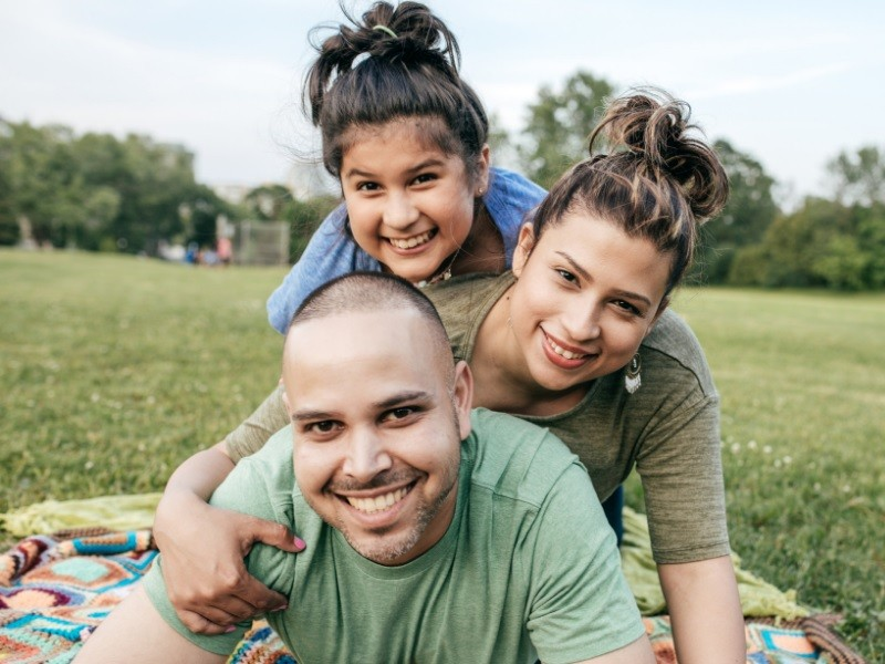 build a healthy relationship with your children